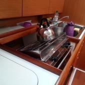 kuchenka na kardanie i przechył widać na zdjęciu :-)