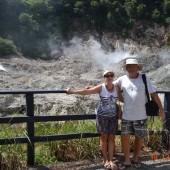 na wycieczce po St. Lucia