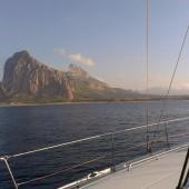 dopływamy do San Vito lo Capo
