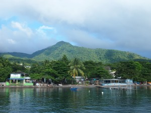Prince Ruper Bay Portsmouth (Dominika) - piękne miejsce!