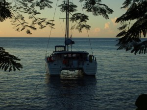 w Walilabou Bay (St. Vincent)