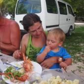...lobstery z grilla - rewelacja!