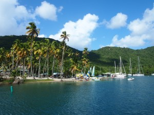 Marigot Bay (St. Lucia)