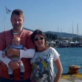 rodzinnie w Aigina