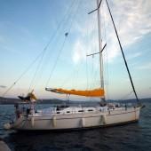 s/y Anna (Cyclades 50.5) w Adhamas (Milos)