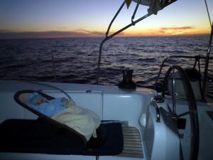 ..ach te zachody i wschody słońca na morzu...