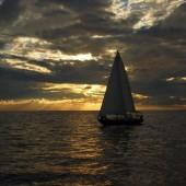 ..Karaiby to przepiękne zachody i wschody słońca!