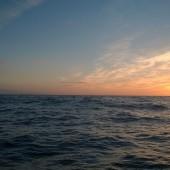 ...i potem żegluga non stop aż do La Palmy...