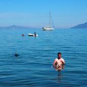 zatopione miasto przy Epidavros - znalezione i spenetrowane!