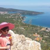 Zosia z widokiem na Epidauros