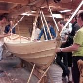 i specjalnie dla nas otwarto Hardanger Maritime Museum