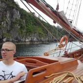 ...a potem  znów fiordami do Bergen