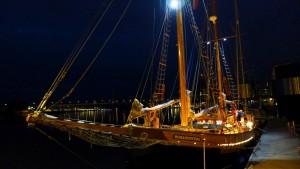 Okrętujemy się na s/y Boawentura w Kristiansand
