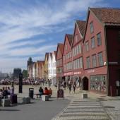 ...a Norwegia jak nigdy  słoneczna