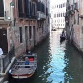 Wenecja - piękna, nie trzeba nikomu mówić...