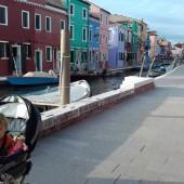 Burano - przepiękne kolorowe domki...