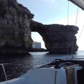 ...to miejsce jest najczęściej fotografowane na Gozo...