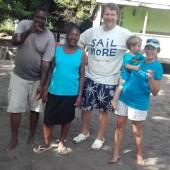 Dori i Steve, Krisu, Staśko i Gosia