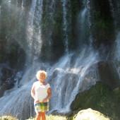 wodospady przy Cienfuegos