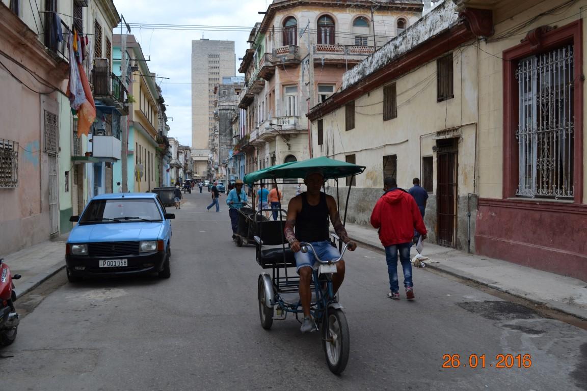 Kuba'16 => rejs + zwiedzanie