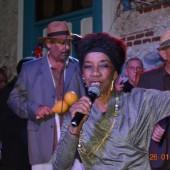 ...a wieczorem kolacja z kubańską muzyką na żywo...