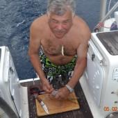 ... łowiliśmy ryby...