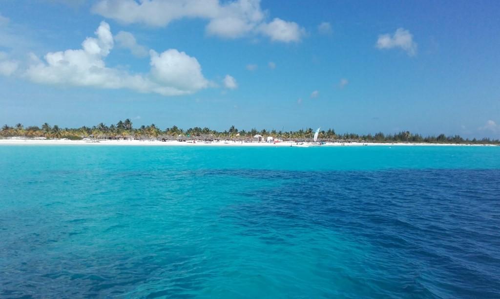 ...odwiedzaliśmy piękne plaże...