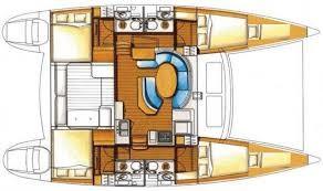 plan Lagoon 410