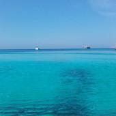 ...ależ tam jest kolor wody...