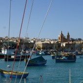 ..Marsaxlokk (Malta)
