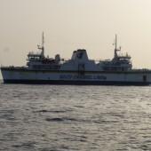 prom kursujący pomiędzy Gozo i Maltę