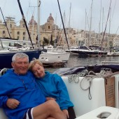 Ania i Jurek Talarowie
