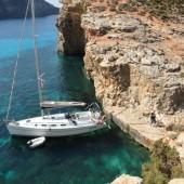 ...mieliśmy popłynąć na Sycylię, ale wiatr się odmienił...