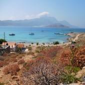 Gramvousa, Kreta