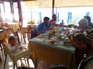 ...i upragnione pyszności w tawernie greckiej na Pylos...