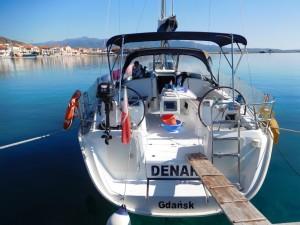 s/y Denar (Cyclades 39.3)