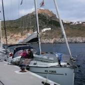 ...piękna wyspa, mały porcik, wycieczka super!