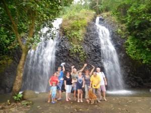 ...szybkie zwiedzanie Tahiti...