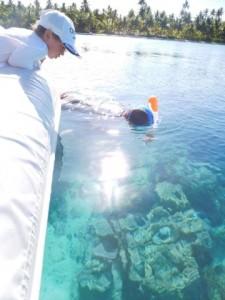..raj pod wodą!