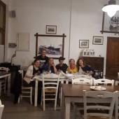 ..spotkanie było super i kolacja była super!