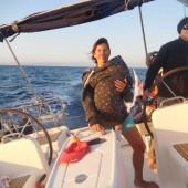 ...sprzedaliśmy s/y Denar'a, żeby kupić kolejny jacht na rejs dookoła świata.. (ale o tym opowiemy innym razem)
