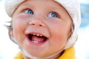 najmłodsza załogantka Ania - 1 rok i 2 miesiące