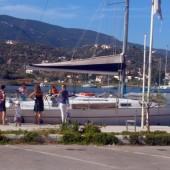 ..na Poros podjęta została decyzja - płyniemy na Cyklady!